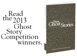 Ghost Story competition winners 2013