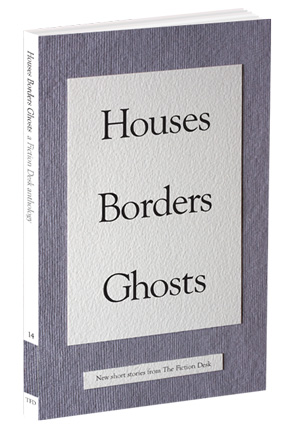 Cover of Houses Borders Ghosts