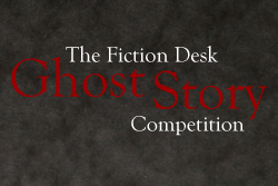 Ghost story competition logo