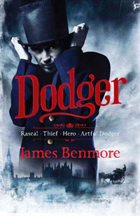 James Benmore on writing Dodger #2: the voice of Dodger