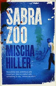 cover of Sabra Zoo, by Mischa Hiller