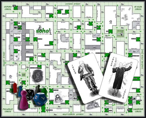 Soho board game