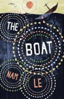 Cover of The Boat, by Nam Le.