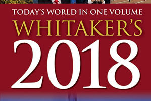 Do Fiction Writers Still Need Whitaker's Almanack?