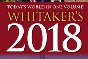 Do Fiction Writers Still Need Whitaker's Almanack?