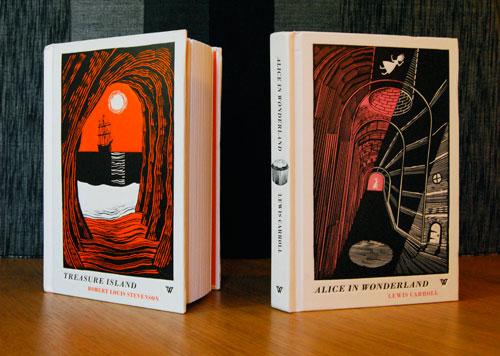 Two books from White's Pocket Classics range